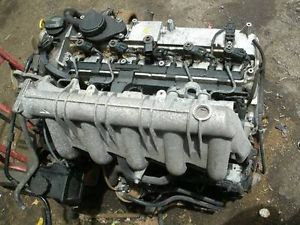 2002 03 Dodge Sprinter 5 Cylinder Turbo Diesel Engine Working