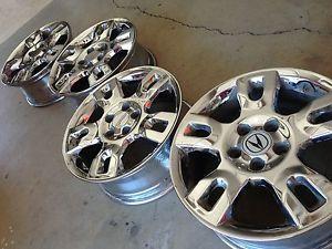 17 Acura MDX Honda CRV Accord JDM Factory Stock Chrome Wheels Rims