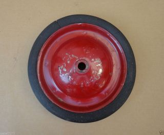 Murray Vintage Pedal Car 1960's Original Red Wheel Tire
