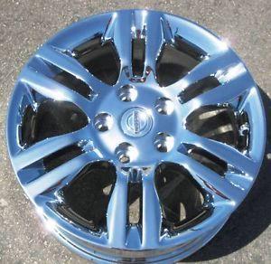 "Exchange Your Stock 4 New 16"" Factory Nissan Altima Chrome Wheels Rims 10 13"