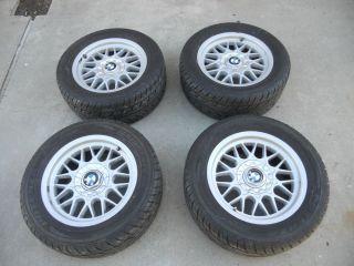 BMW E38 740 E28 E32 E34 E39 525 528 530 540 16 inch BBs Style 29 Wheels Rims