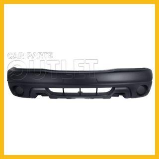 01 05 Suzuki Grand Vitara XL7 Front Bumper Cover Assembly w O Fog Hole New 02 03