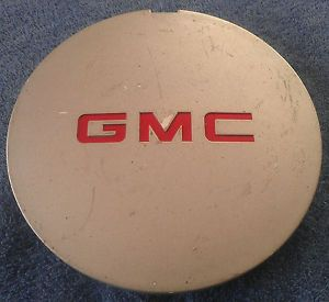 GMC Truck Wheel Center Caps