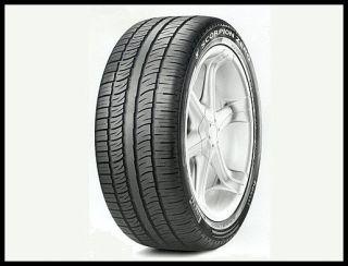 1 235 45 20 New Tire Pirelli Scorpion Zero Free Mount BAL 2354520 23545R20 Miami