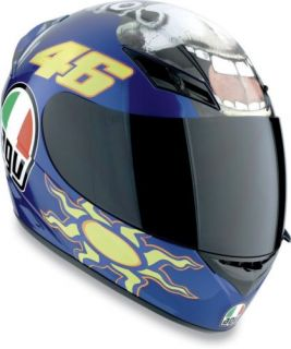 Agv K3 The Donkey Full Face Street Helmet Blue