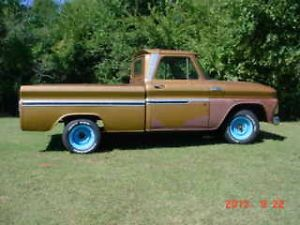 1965 Chevy Truck Bed