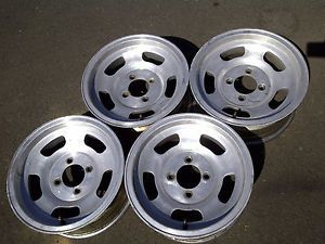 American Racing Rims Mag Wheels Slotted Mags Slots Datsun 240Z 260z 280z 280ZX