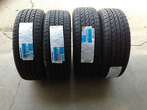 225 70R15 Toyo Tire Extensa Van Tires Set 4 2257015 R15 All Season 100T as 65K