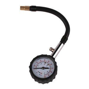 Car Dial Tire Tyre Air Pressure Gauge Meter Auto Truck