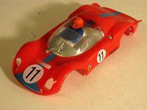 1 24 Vintage Carrera Ferrari Dino Slot Car Racing Body Parts