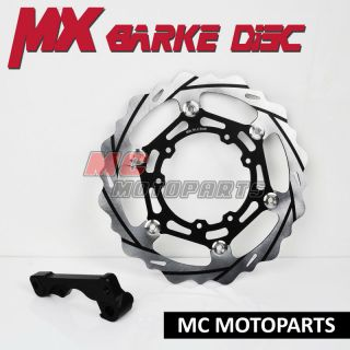 Front Brake Disc Rotor 270mm Oversize Honda CRF 450 250 CR250 CR125 for Racing