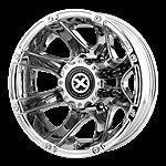 17 inch Chrome Wheels Rims 2011 2012 GMC Sierra 3500 Dually 8x210 8 Lug ATX New