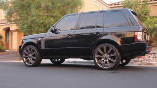 "22"" Range Rover HSE Wheels Rims Brand New 24"" 2008 2005 2007 Best Deal"