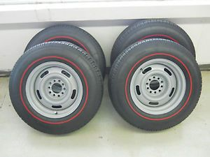Chevy Rally Wheels 15x7