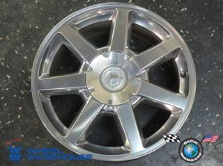 One 04 07 Cadillac cts 05 11 STS Factory 17 Wheel Rim 4610