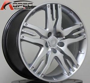 "20"" Rave Rover Silver Rim Wheel 2002 2012 Range Rover HSE Sport"