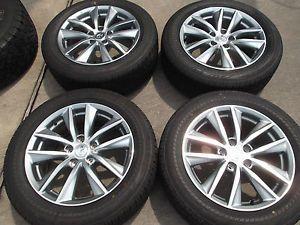 "17"" 2014 Infiniti Q50 Factory Wheels Tires Rims G25 G35 G37 Nissan Maxima"
