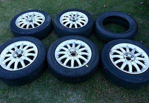 16 inch Chrysler Dodge Sebring Wheels Rims Tires 16x16 5
