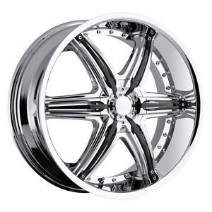 """22"""" VCT Mobster Wheels Rims Tires 5x115 Cadillac Seville DeVille STS cts DTS"""