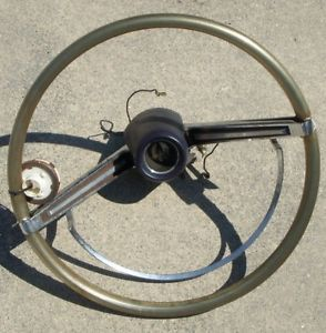 Mopar 67 68 Chrysler Imperial Steering Wheel