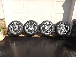 """18"""" Ford Fusion Upgraded Wheels Rims Tires Factory Wheels 2013 2014"""