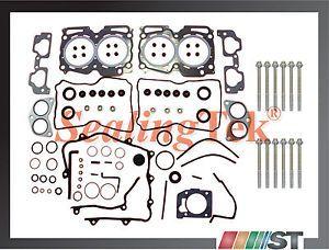 99 03 Subaru EJ25 SOHC Cylinder Head Gasket Set Bolts 2 5L Engine Auto Parts