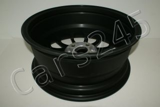 "4X Pcs Fiat 500 Ford Magneti Marelli Black Alloy Wheels Rims R16 16 4x98 ET35"""