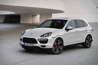 New Porsche Cayenne GTS Turbo II 2 Factory Style 21 inch Wheels Conti Tires