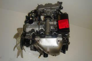 1990 1995 Mazda MPV Van G6 rwd 2 6 Liter 4 Cylinder Used Japanese Engine JDM