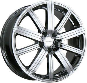 "17"" Chrome Wheels Rims Nissan Maxima Altima Quest 5x114 3"