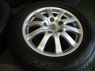 "17"" Factory Porsche Cayenne Wheels VW Touareg TDI s Audi Q7 Toyo Tires"