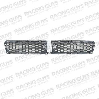 Scion TC 05 07 Base Spec Grille Grill Front Body Parts Plastic Black SC1200104