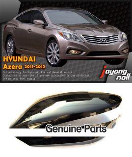 Parts Side Mirror Cover Driver Side 1 PC for Hyundai azera HG 2012