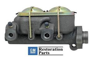 67 69 Camaro Disc Brakes Master Cylinder GM Restoration Parts Superior Quality