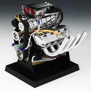Dodge Hemi Dragster Engine Diecast 1 6 Scale Motor