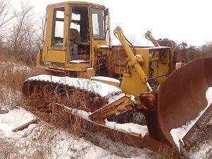 Bull Dozer Fiatallis FD 14 E Excavator Frontend Loader Tractor Parts