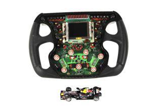 RB2 Ferrari F1 Steering Wheel Red Bull Racing Ferrari F1 RB2 F1 247