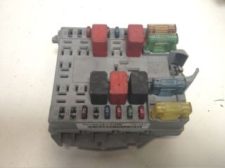 Fiat Punto MK2 Engine Bay Fusebox Fuse Box 1 2 8V Fire