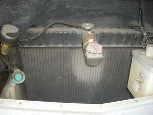 Mopar Parts '75 Dodge Winnebago Brave motorhome Complete H Duty Radiator Assy