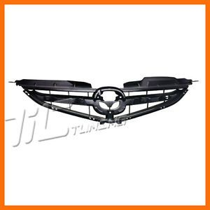 2008 2010 Mazda 5 Grille Grill New Front Body Parts Replacement Grand Touring