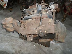 Cadillac 346 Flathead V8 Engine 1941 1936 1948 Use for Parts or Rebuild