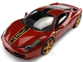 Ferrari 458 Italia China Limited EDITION 1 18 BCK12 Hot Wheels Elite Sale