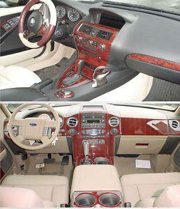 Cadillac Escalade 02 06 Interior Wood Dash Kit Trim Parts Accessories