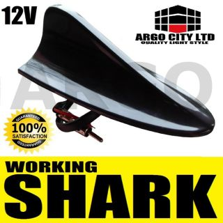 Black Shark Fin Car Antenna Aerial Discovery Mazda 5 6