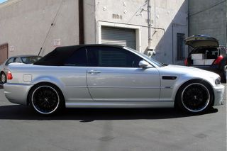 """20"""" MRR GT1 Staggered Rims Wheels Fits BMW E92 328 335 Coupe"""
