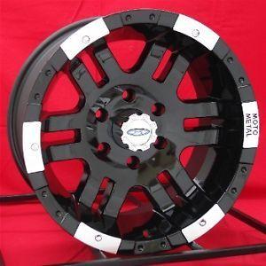 16 inch Black Wheels Rims Chevy GMC 1500 6x5 5 Lug Truck Yukon Tahoe Suburban
