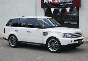 "20"" Redbourne Duke Wheels Land Range Rover HSE Sport LR3 LR4 Discovery Rims"