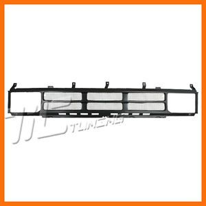 1987 1989 Nissan Pathfinder E SE XE D21 Pickup Grille Grill New Front Body Parts