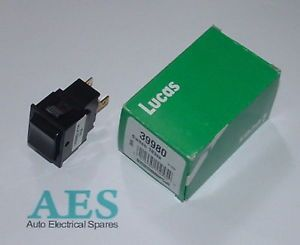 Lucas 39980 183SA C38637L Window Switch Fits Land Rover Defender