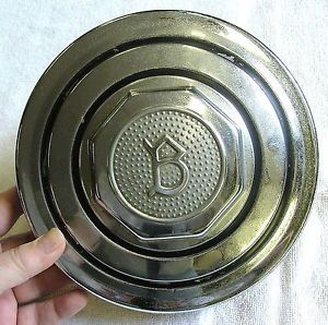 Antique Buick Snap in Wire Wheel Hubcap Hub Cap Chrome 1931 1932